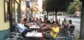 Les rencontres de l'Oncle Flo dans les rues de Lille