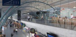 Modernisation de la Gare Lille Europe